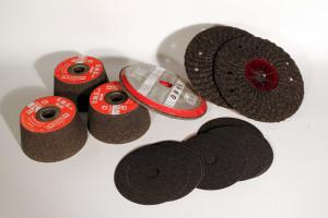 Mole a tazza - dischi fibrati